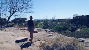 Ubirr lookout Kakadu NP downunder