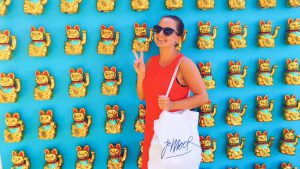 selfie night market Sydney food festival