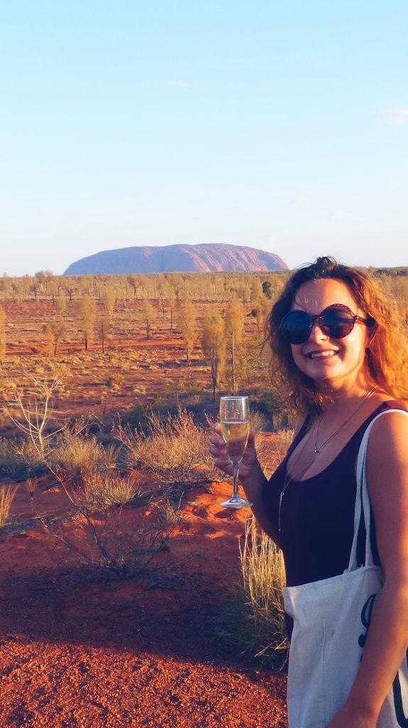 Sound of Silence dinner outback Straya