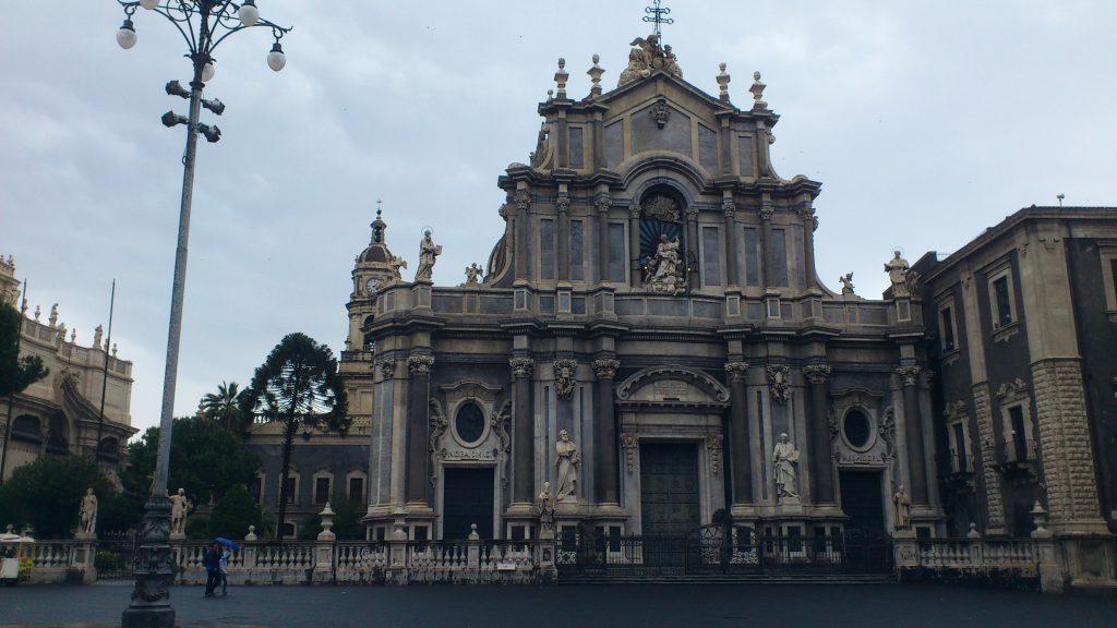 City Catania Sicily