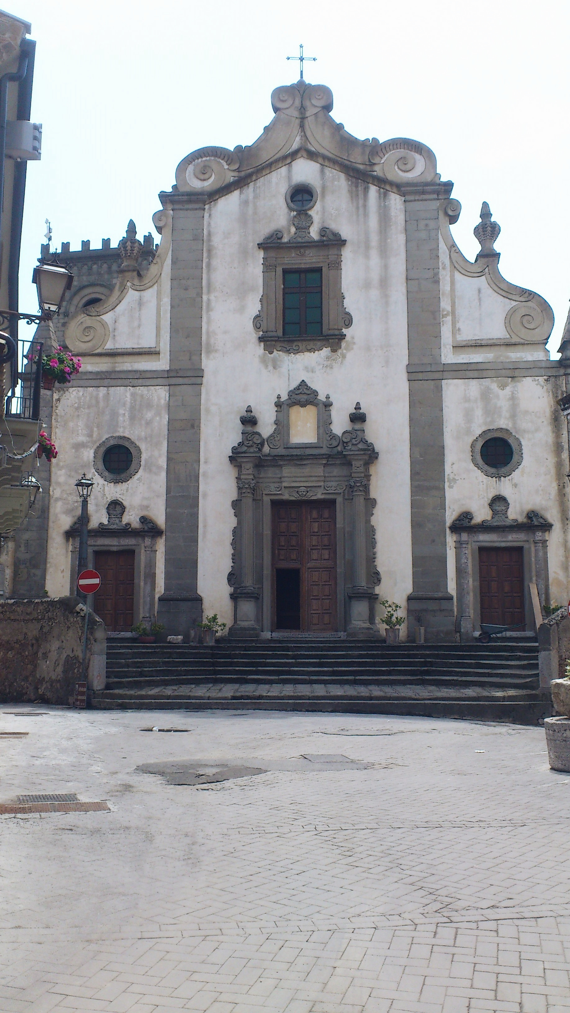 church form Godfather movie Forza D'agro Sicily