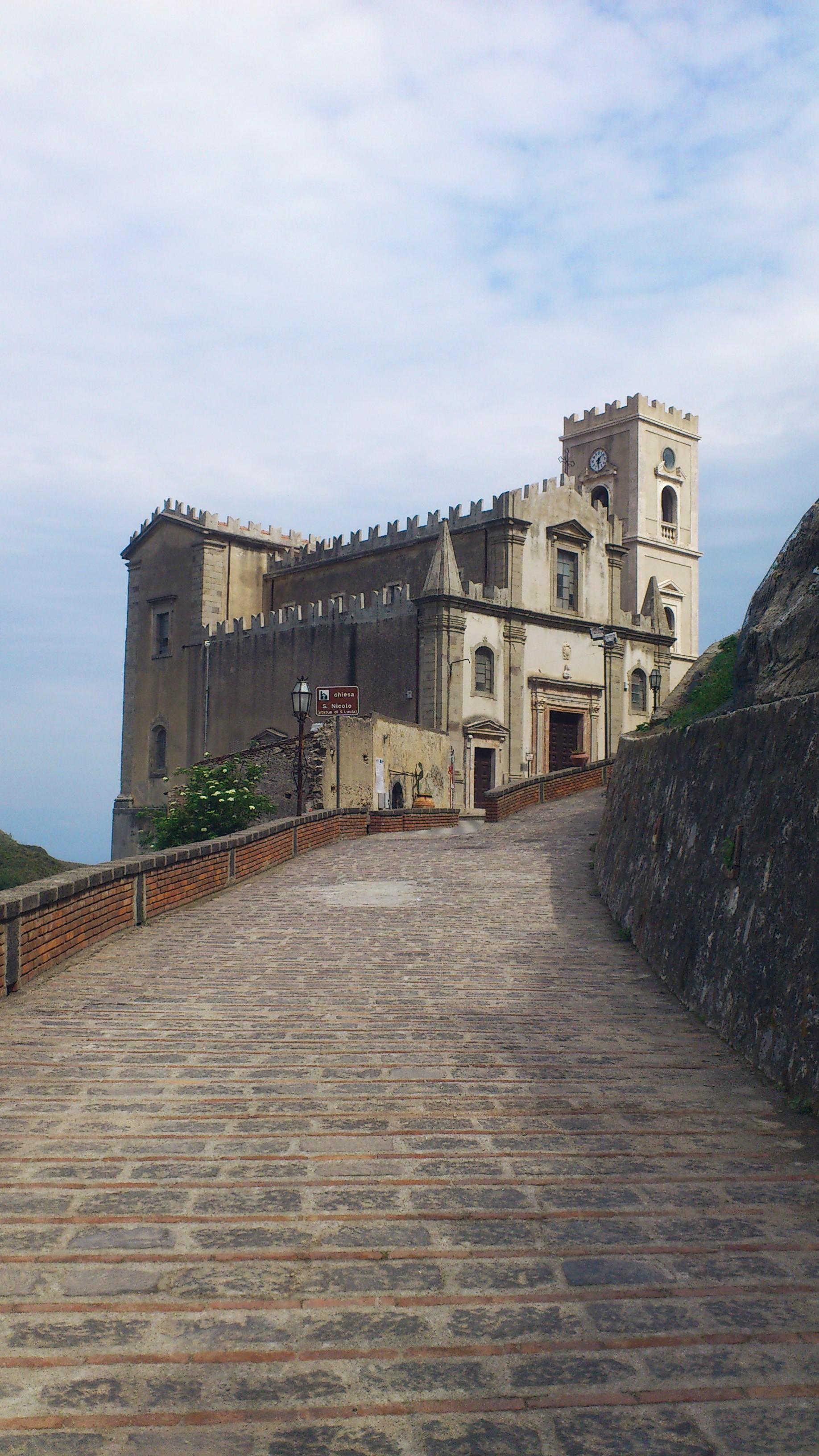 Chiesa di San Nicolò Savoca Italia