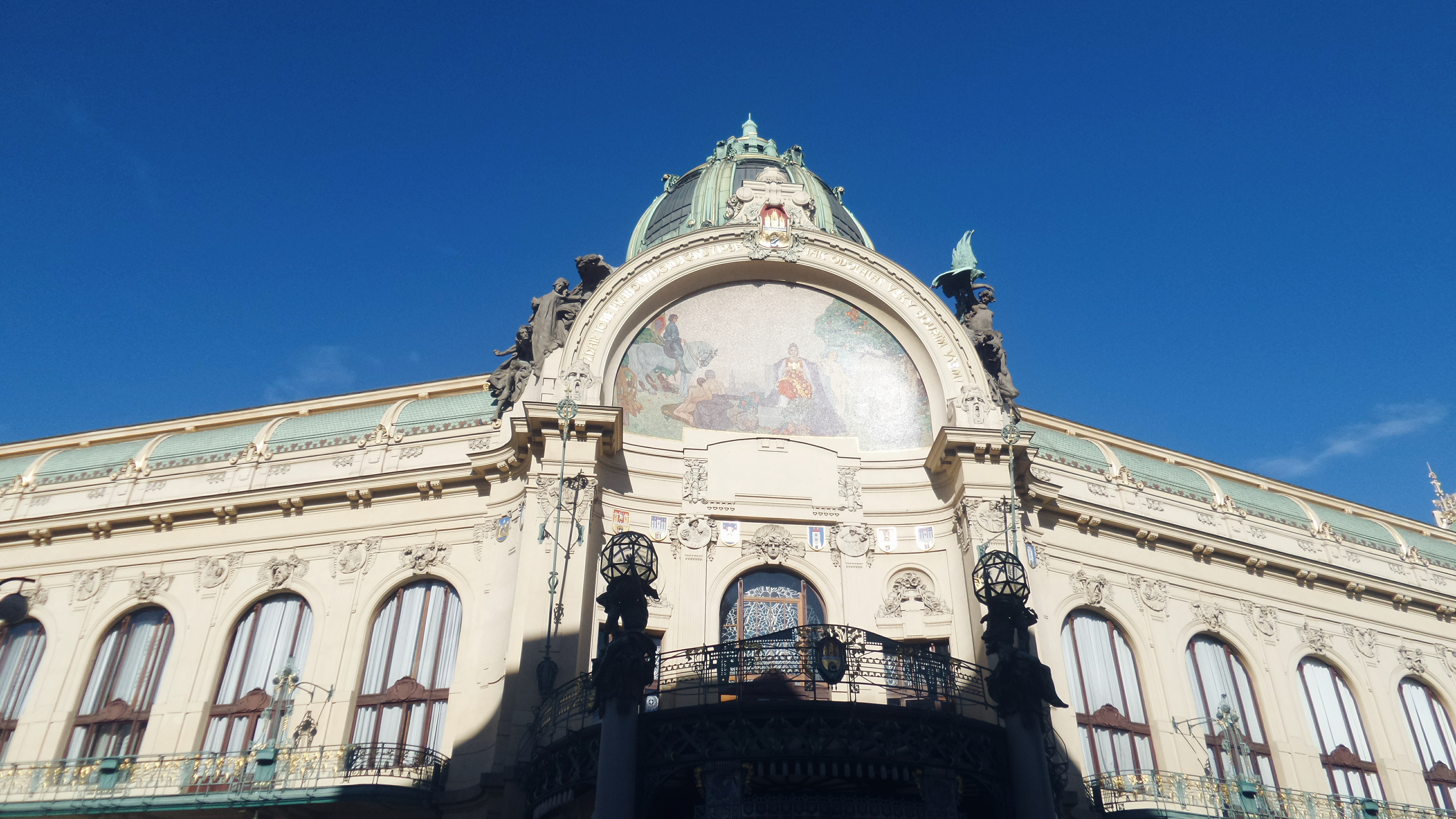 Municipal House Art Nouveau Prague