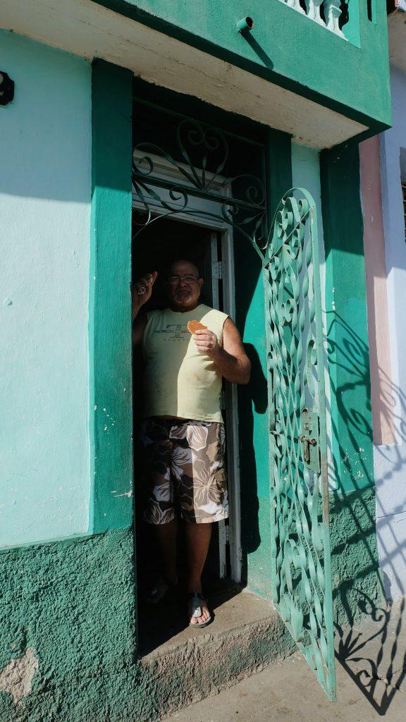 local people Cienfuegos Cuba