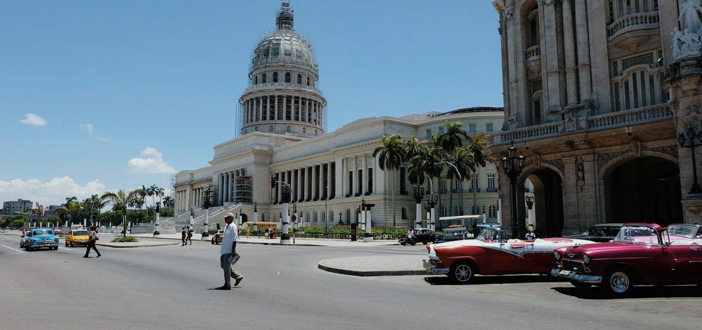 Capitolio Havana Cuba