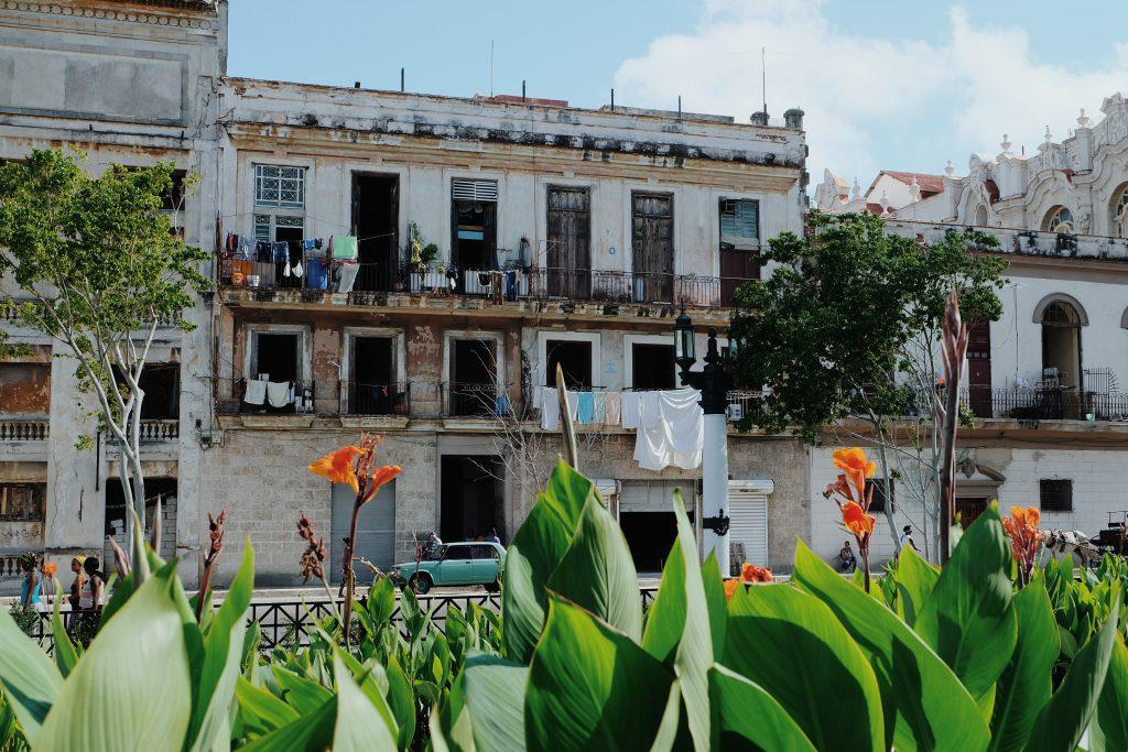urban living Havana Cuba