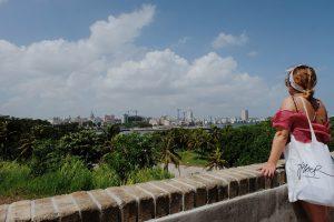 Havana from Castillo De Los Tres Reyes Del Morro