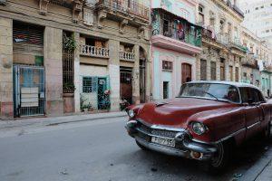atmosphere streets Centro Havana