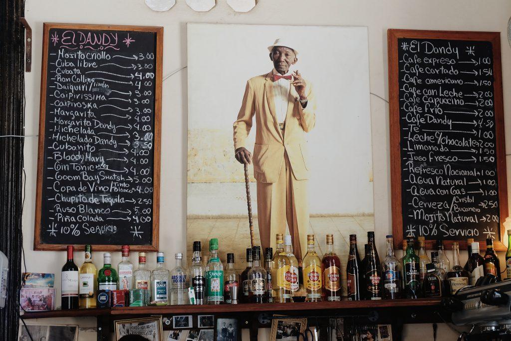 Picture bar El Dandy Havana Vieja hotspot