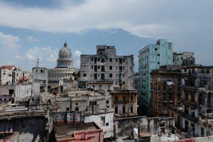 rooftop view casa particulares Havana Cuba