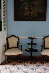 cute interior casa Madelyn Havana Cuba