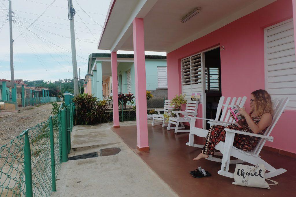 Casa particulares Viñales Cuba