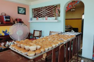 baked cupcakes Cienfuegos Cuba