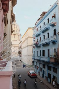 Daily life Havana Cuba