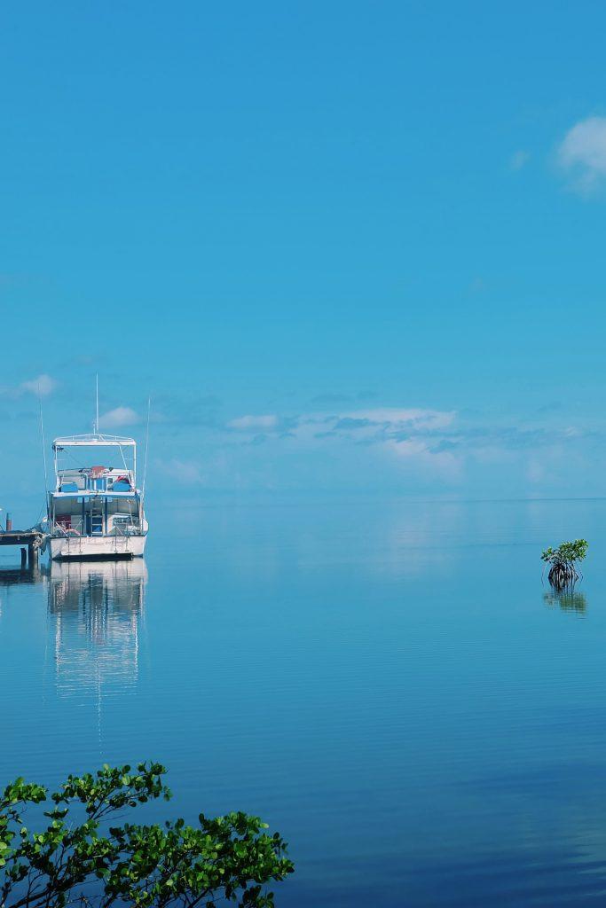 pretty blue horizon Northwest Coast Cuba