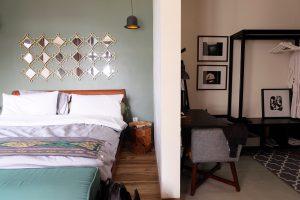 perfect Airbnb room Jakarta Java Indonesia