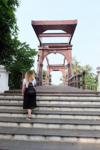 picture Jembatan Kota Intan Jakarta Java Indonesia