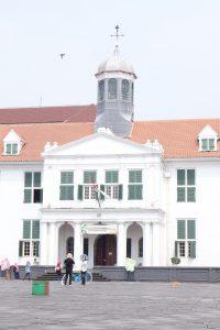 Old town hall Batavia Java Indonesia