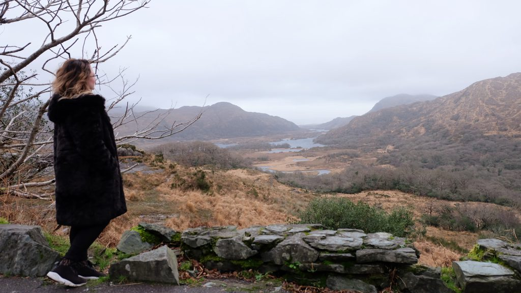 Ladies View Ring of Kerry Ireland Europe