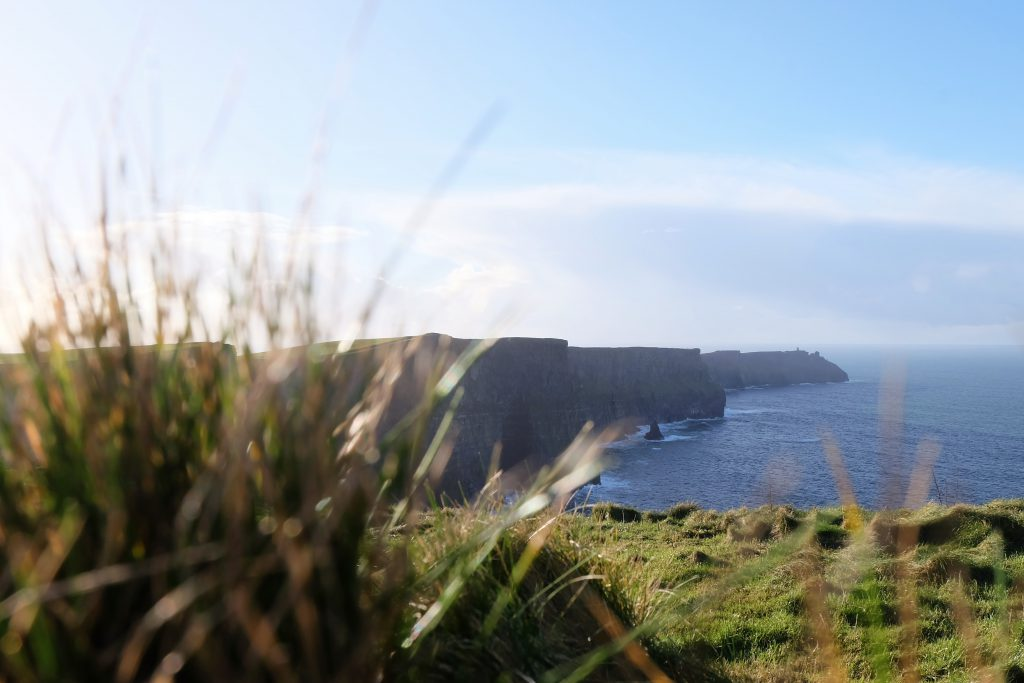 Famous Cliffs of Moher Ireland Europe