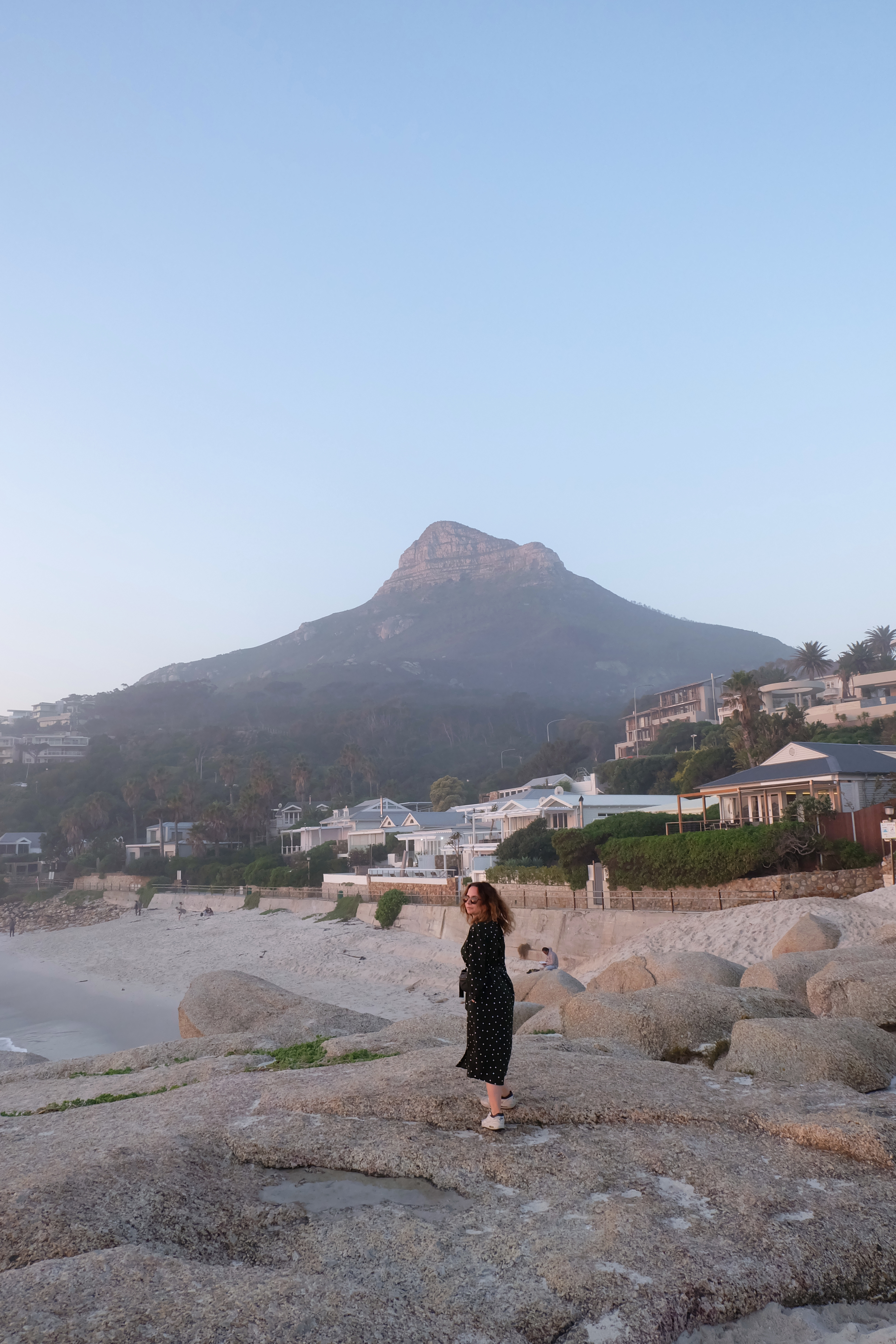 Lion's Head sunset view Camps Bay