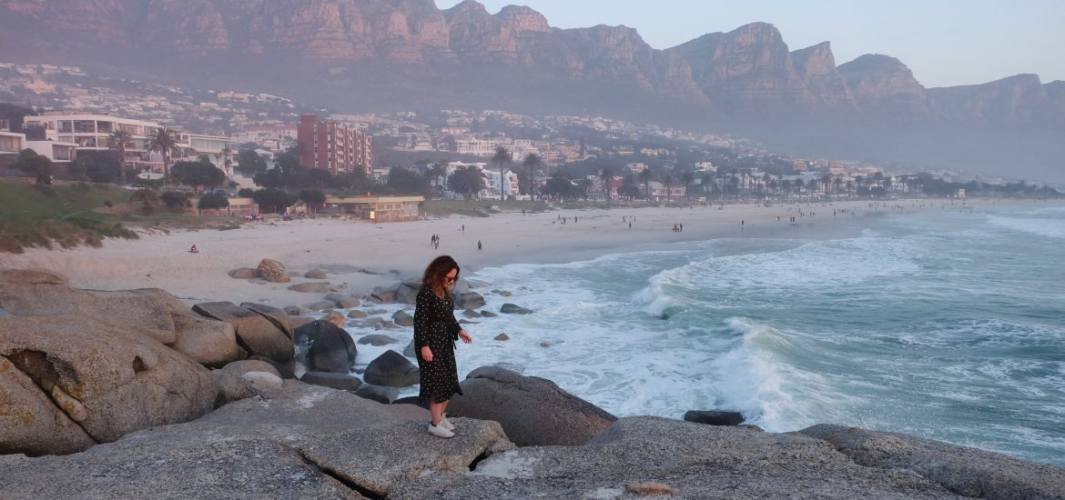 Sunset Camps Bay Cape Town South Africa