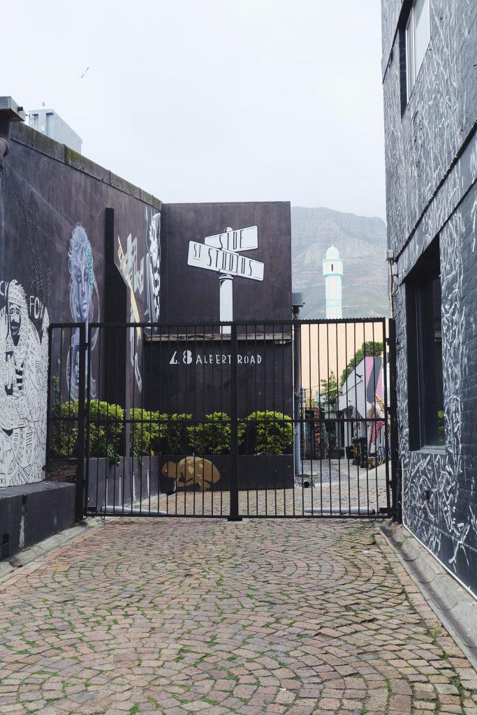 Woodstock street art Cape Town