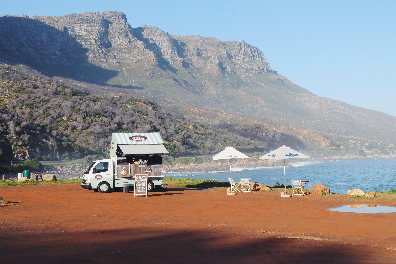 Roadtrip pitstop Chapman's Peak Cape Town