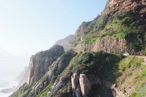 Chapman's Peak Drive Cape Town SA