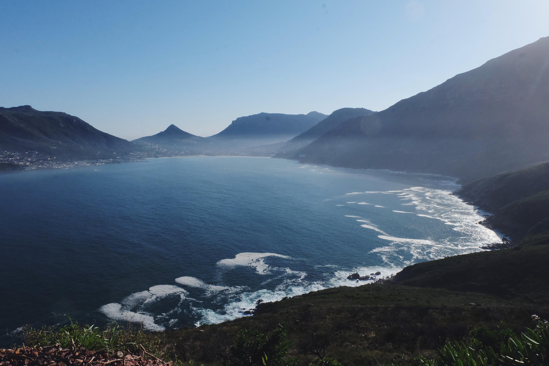lookout point Chapman's Peak roadtrip Cape Town citytrip
